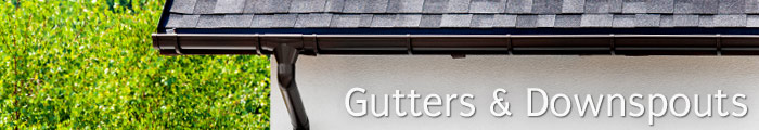Gutter Installation in MN, including Minneapolis, New Hope & Maple Grove.